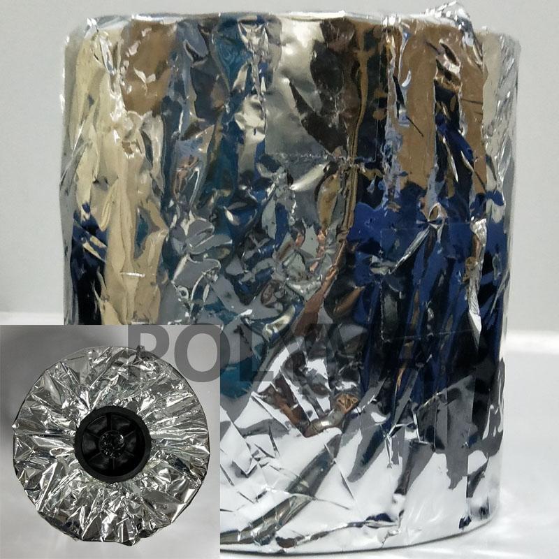 有堵头 铝锡纸包装的水溶膜