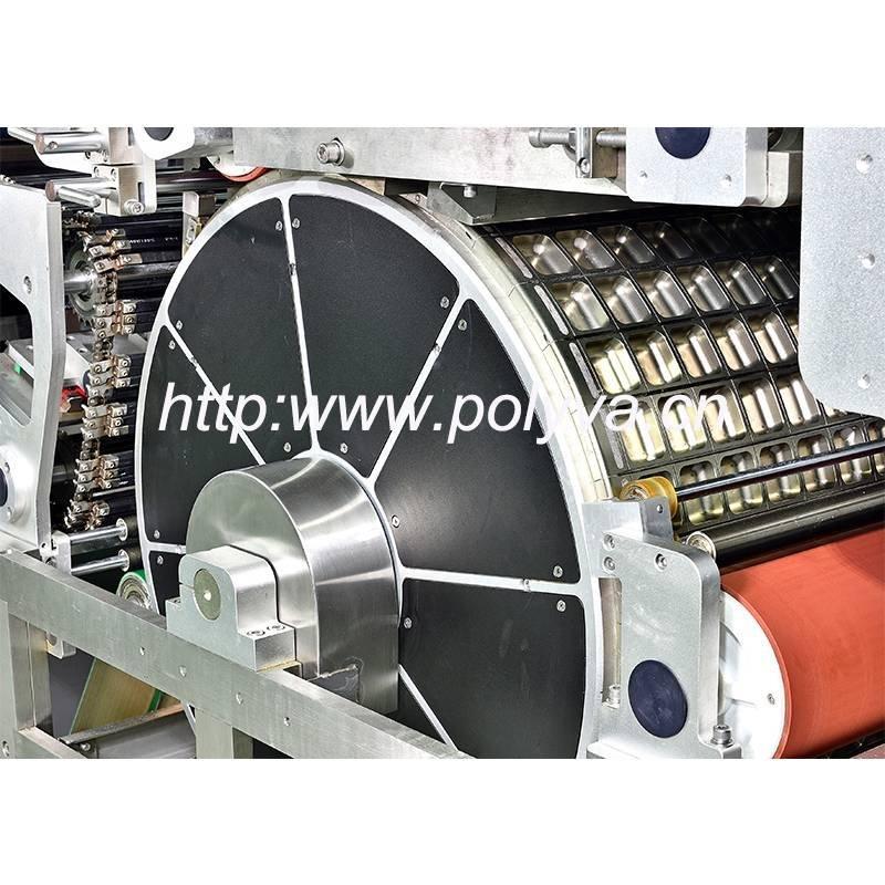水溶膜包装机 PDA系列高速粉末自动包装机 凝珠包装解决方案