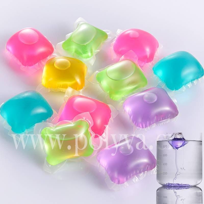 水溶膜 洗衣凝珠功能薄膜 水溶包装  哑光聚乙烯醇薄膜